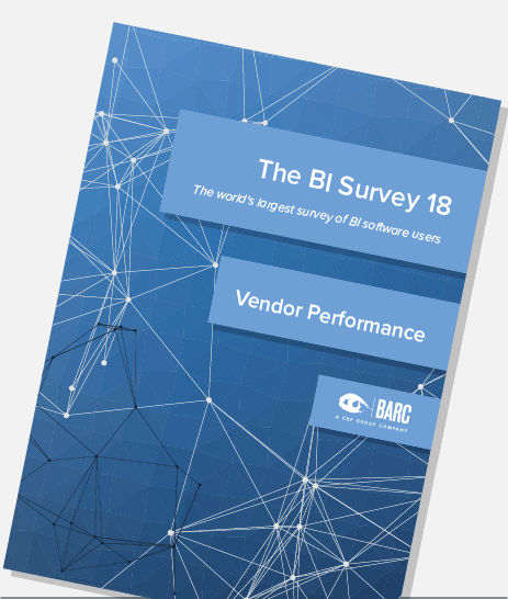 BI Survey Vendor Performance Report