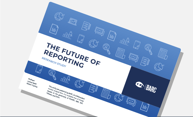 BARC Report Future of Reporting