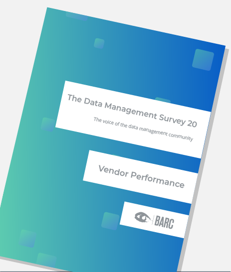 Data Management Survey Vendor Performance Report