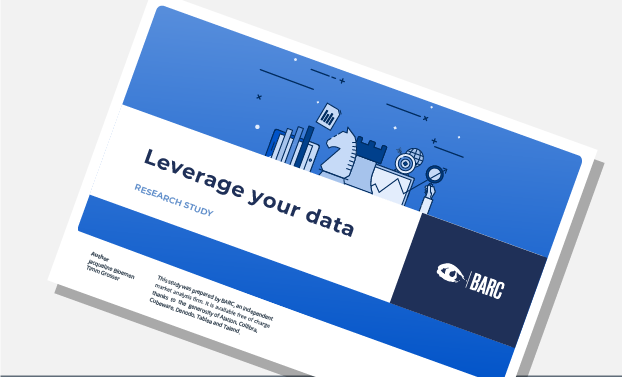 BARC Report Leverage Your Data
